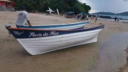 Barco Baleeira de fibra