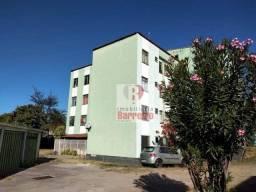 Apartamento Garden com 2 dormitórios à venda, 58 m² por R$ 160.000,00 - Teixeira Dias - Be