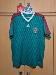 Título do anúncio: Camisa Seleção México - Tamanho M