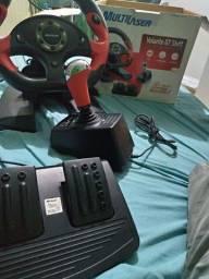 Volante GT shift Ps2 Ps3 e PC