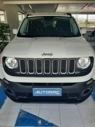 Título do anúncio: Jeep Renegade 1.8 Longitude - AT