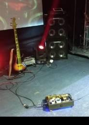 Amplificador Hartke Bass (torre completa)