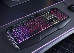 Teclado Gamer (com led)