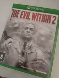 The Evil Within 2/Minecraft Dungeons Hero Edition - Xbox One
