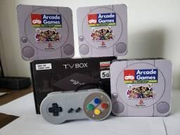 Video Game Retro Box 950 jogos 2 em 1 + Brinde 30 dias de Lista Programas