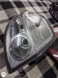lanterna traseira original esquerda ford ka detalhe imperceptível