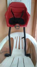 Bicicleta cadeira de criança troco