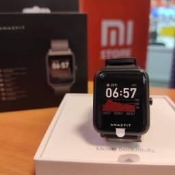 Relógio Xiaomi Amazafit Bip S, Preto, Novo, 12x 33,00