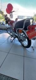 Honda Cg 125 BOLINHA P