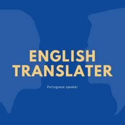 Tradutor Simultâneo de Inglês/ ENGLISH TRANSLATOR
