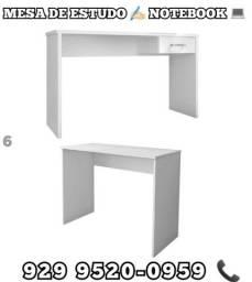 mesa para notebook 100 % mdf escrivaninha //notebook   ###