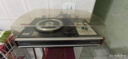 Vitrola Grundig Studio 195 antiga