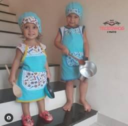 Título do anúncio: Kit Mini Chef para o dia das crianças