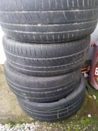 4 pneus 255/55 R16