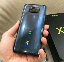 Poco X3 S/NFC Cinza 6+64Gb Índia