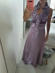 Título do anúncio: Luxuoso vestido de festa