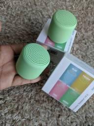Mini Caixa De Som Inpods Little Fun Portátil Bluetooth