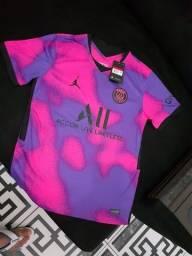 Camisa PSG roxa