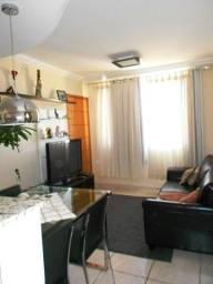 Apartamento à venda, 2 quartos, 1 vaga, Três Barras - Contagem/MG