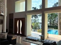 Casa à venda com 4 dormitórios em Granja viana, Carapicuíba cod:REO530721
