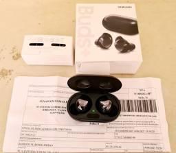 Fone Bluetooth Samsung Buds+ novo, com NF e Garantia.