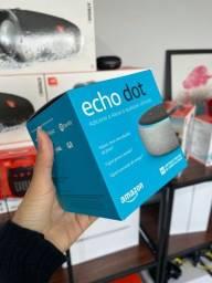 Alexa Echo Dot 3ª Geração Lacrada
