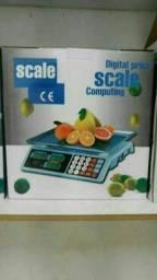 Balança eletrônica Digital de precisão 40 kg para comercio