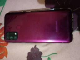 Vendo Samsung M31 tela Grande