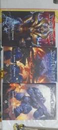 Título do anúncio: StarCraft: Linha de Frente Volumes 1 a 3