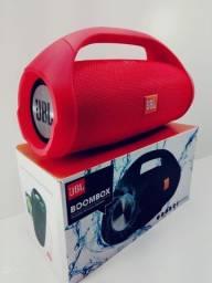 Promoção Caixa de Som JBL  Boombox Grande (Entrega Grátis)