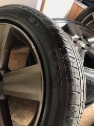 4 pneus zerado 215/50 r17