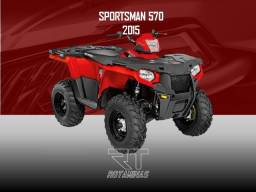 Quadriciclo Polaris Sportsman 570 ano 2015