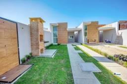 Casas com Deck e Fachada Linda - Eusébio -