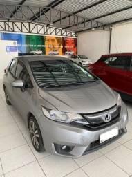 Título do anúncio: Honda Fit ELX 2015  * Meira Lins Pina *