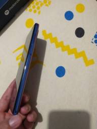 Motorola G100 Novo na Caixa