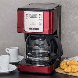 Cafeteira elétrica Oster programável 1,8 L