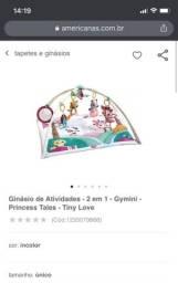 Tapete De Atividades Gymini Tiny Princess Tales  - Tiny Love