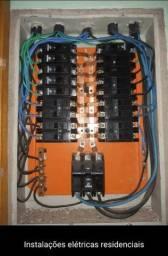 Instalaçoes Eletricas Residencial e Industrial