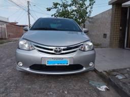 Título do anúncio: Toyota Etios XLS particular !!!!!