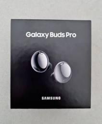 Galaxy Buds Pro, lacrado com NF. Parcelo no cartão.