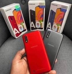 Samsung A01 novo da loja