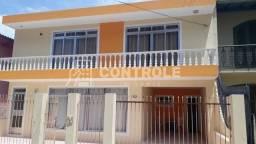 (AN) Casa Comercial/Residencial 05 dormitórios, 03 salas, 02 vagas no Balneário Estreito