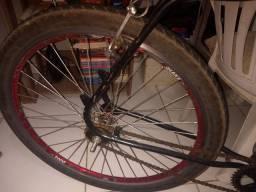 Bicicleta Monark ano 1983 customizada