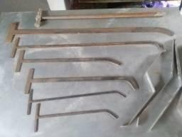 Ferramentas artesanal...de suspensão de Combi e Fusca