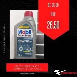 Street Motos - Mobil Super Moto MX 10W-30 (Troca Grátis)