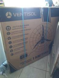 Título do anúncio: Vende-se ventilador industrial - 1metro, 220V - ventisol -R$900,00