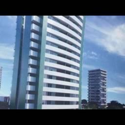 Excelente apartamento em prédio com infraestrutura completa
