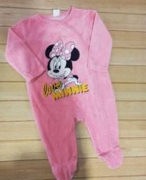Macacão Disney baby em plush