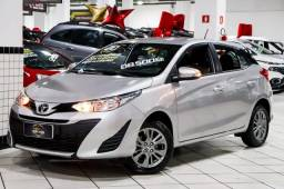Toyota Yaris hath s 1.5 aut flex