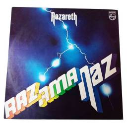 Nazareth - Razamanaz LP Vinil